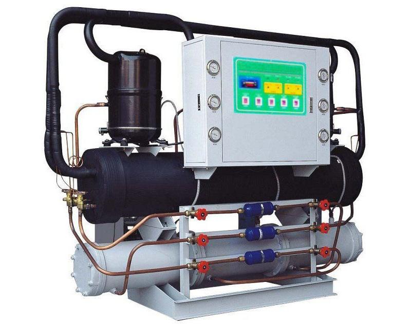 60HP螺杆式冷水机