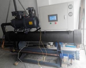 40HP螺杆式冷水机