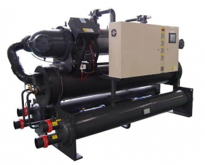 45HP螺杆式冷水机-01