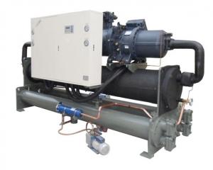 80HP螺杆式冷水机