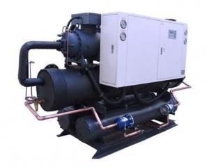 陵水黎族自治县100HP螺杆式冷水机